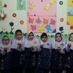 هفت سين جشن نوروزي دبستان دخترانه ستاره نو